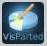 VisParted Icona