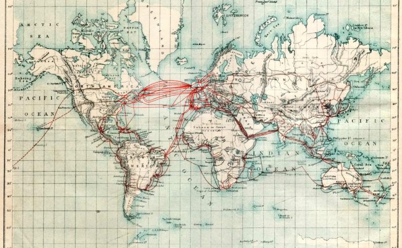 Cavi Telefonici e Fibre Ottiche Transatlantiche