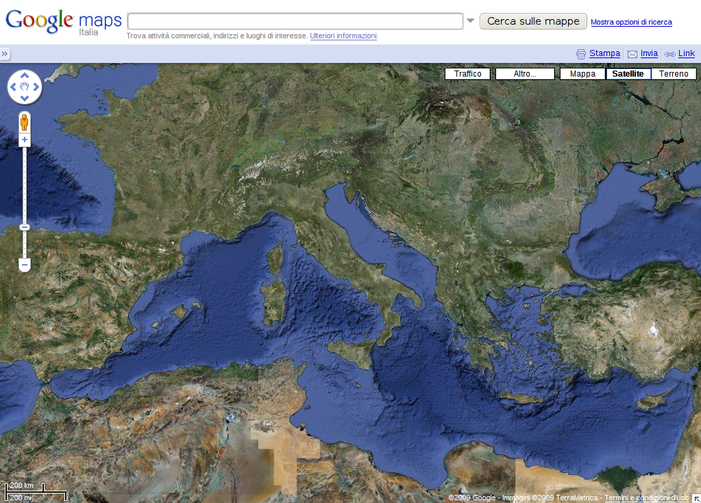 Google Map su Joomla