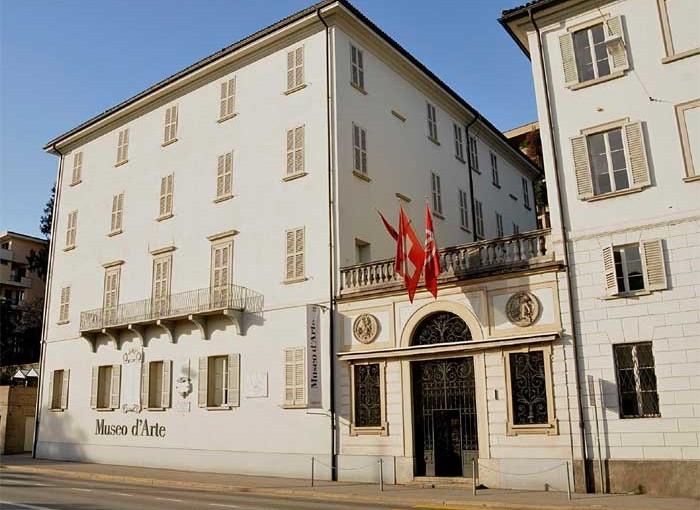 Museo d'arte a Lugano