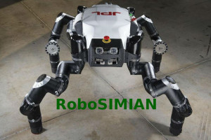 Robot Simian