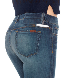 Batteria Carica Cellulare nei Jeans