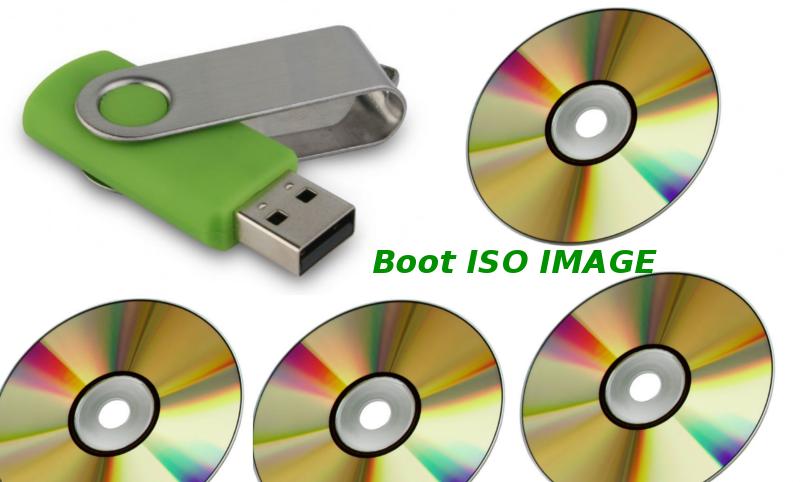 Boot ISO da Penna USB