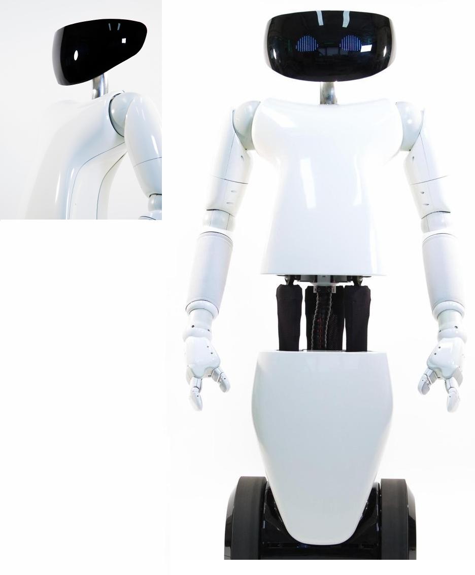 R1 Robot ( il tuo personale umanoide )