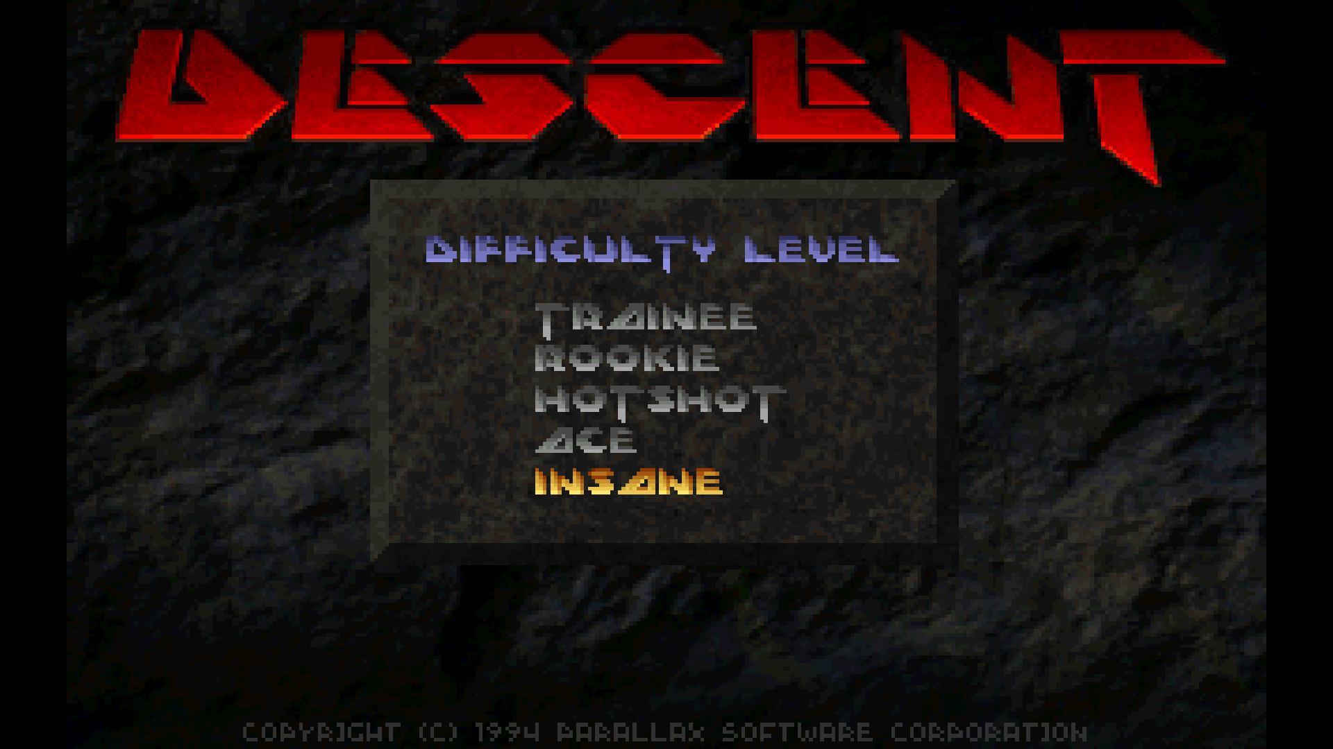 Gioco Descent 1995