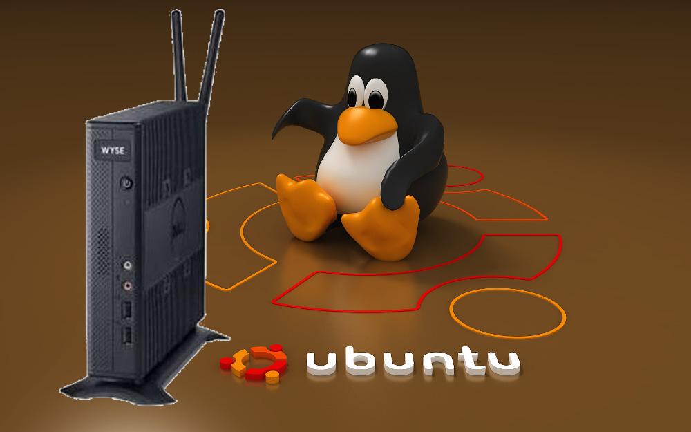 ubuntu wyse z90d7 thin client