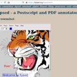 Scrivere o Editare Qualunque File PDF (Portable Document Format) con Linux